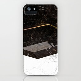 Marble Paradox iPhone Case