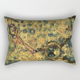 Where are you? Rectangular Pillow