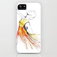 Yulia iPhone (5, 5s) Slim Case
