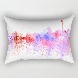 Love Sydney Rectangular Pillow