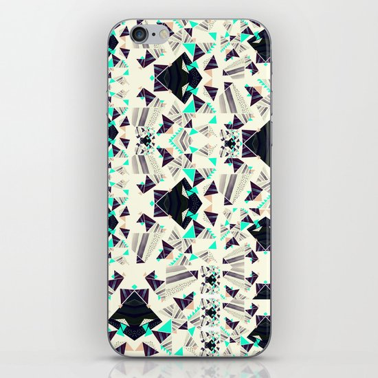 TOTAL MADNESS iPhone & iPod Skin