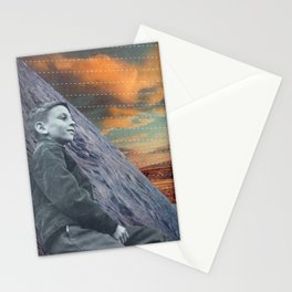 Look Out to the World Stationery Cards