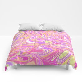 The Love - Marbling Comforters