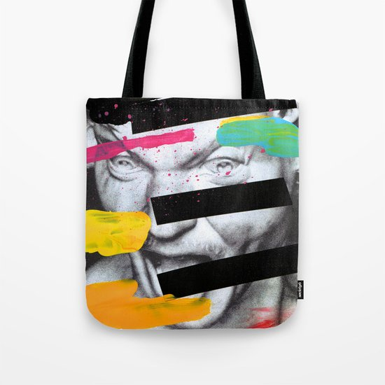 Composition 470 Tote Bag