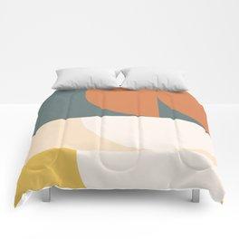 Abstract Geometric 02 Comforters