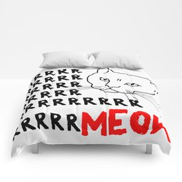 Arrrrrr Meow Comforters