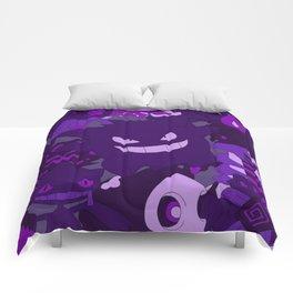Gengar Ghost Comforters