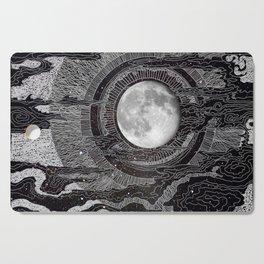Moon Glow Cutting Board