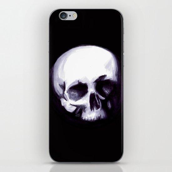 Bones I iPhone & iPod Skin