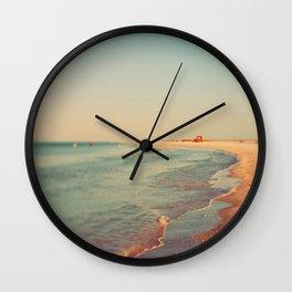 Lido #4 Wall Clock