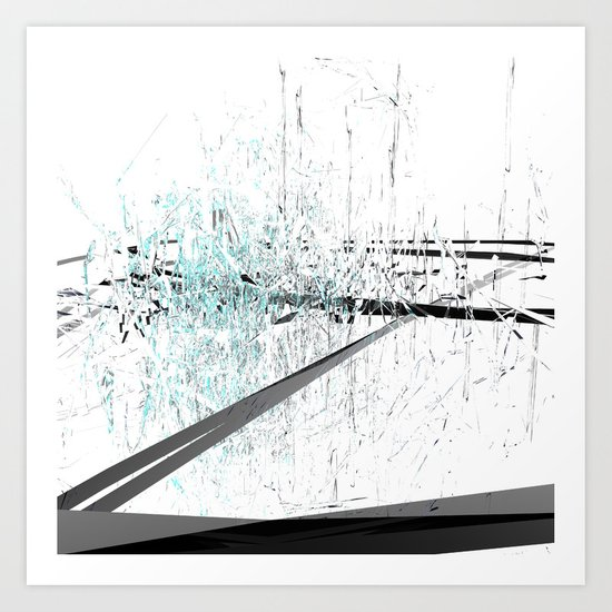 micronate opune Art Print