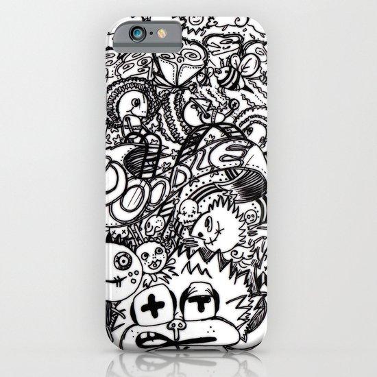 Doodles iPhone & iPod Case