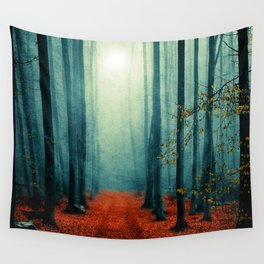 Landscape (colour option) Wall Tapestry