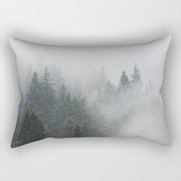 Long Days Ahead - Nature Photography Rectangular Pillow