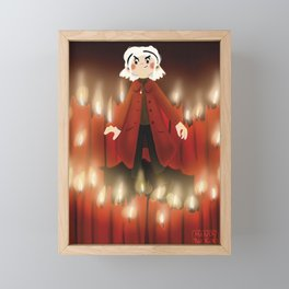 Chilling Adventures of Sabrina Framed Mini Art Print
