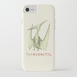 Tearodactyl iPhone Case