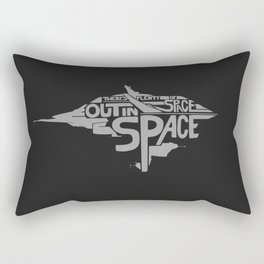 There's Plenty of Space Out in Space! -Wall-e Rectangular Pillow