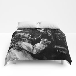 Gaston Leroux's Phantom - Christine and Erik Comforters