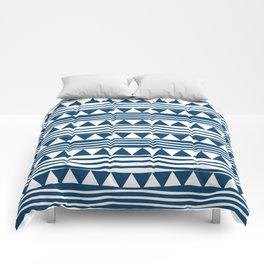 navy style Comforters