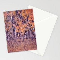 Autumn Orange I Stationery Cards