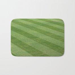 Play Ball! - Freshly Cut Grass - For Bar or Bedroom Bath Mat