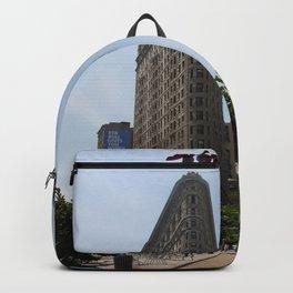 Historic Flatiron Building Backpack