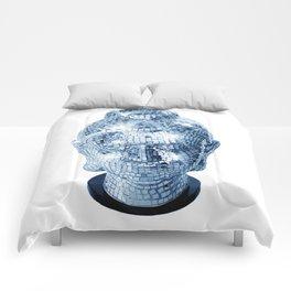 BUDDHA DISCO Comforters