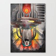 Invidious Ideas Canvas Print