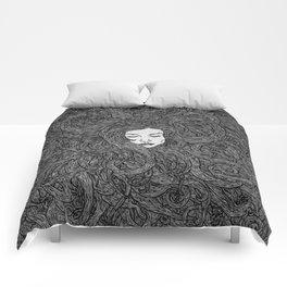 Girl's Hair Comforters
