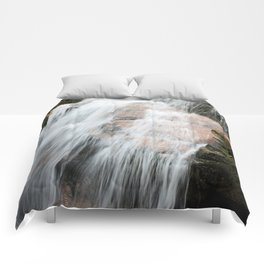 The Flume Gorge Comforters