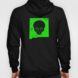 UFO Roswell Alien New Mexico Guide Extraterrestrials Shirt Hoody
