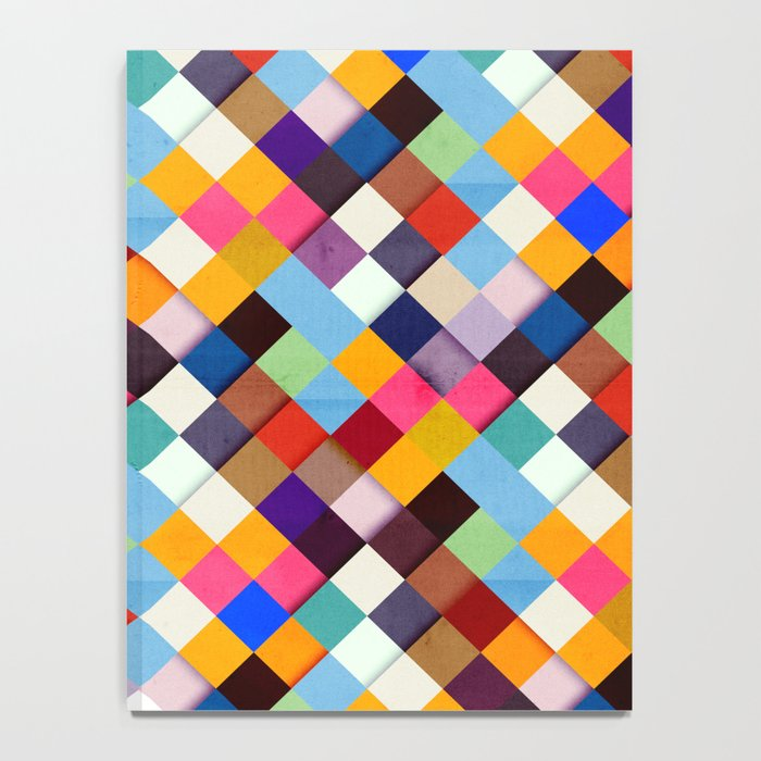 Pass this Bold Notebook