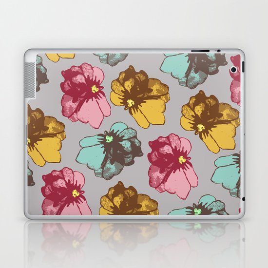 Photographic Florals Laptop & iPad Skin