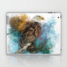 Expressions Bald Eagle Laptop & iPad Skin