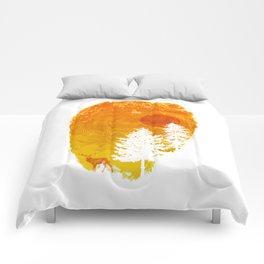 Nature's print Comforters