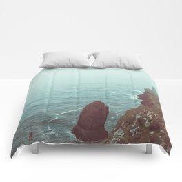 Faded Beach Comforters
