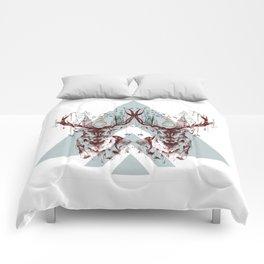 Deer Darlin' Comforters