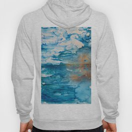Save The Oceans, Cabo Beaches Hoody