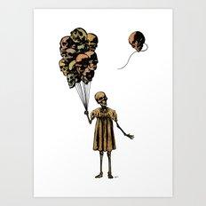 Elsie Art Print