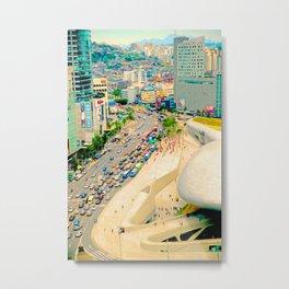 동대문 SEOUL Dongdaemun Metal Print