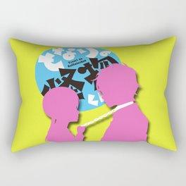 My Little Monster Rectangular Pillow