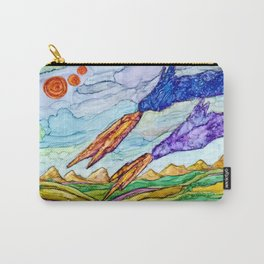 Dragons Appeared Carry-All Pouch