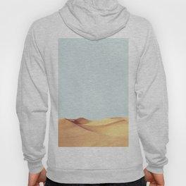 Minimalist desert Hoody