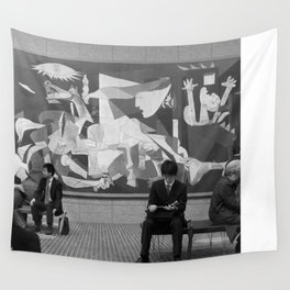 Guernica in Tokyo Wall Tapestry