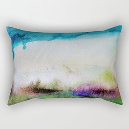 Thunderous Rectangular Pillow