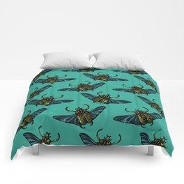 Goliath Beetle Comforters