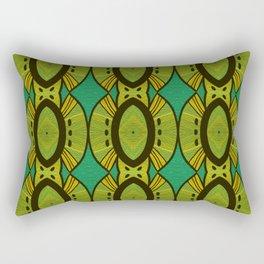 Art Deco Boho Classic Rectangular Pillow