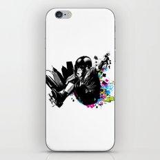 SupaDupaFlyyy iPhone & iPod Skin