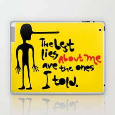 Best Lies Laptop & iPad Skin