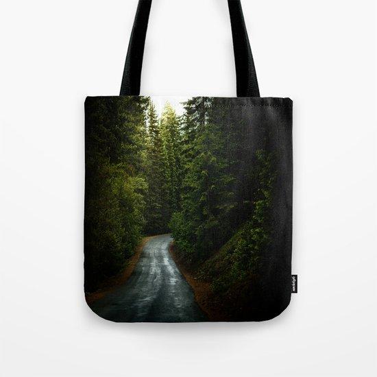 dream road Tote Bag